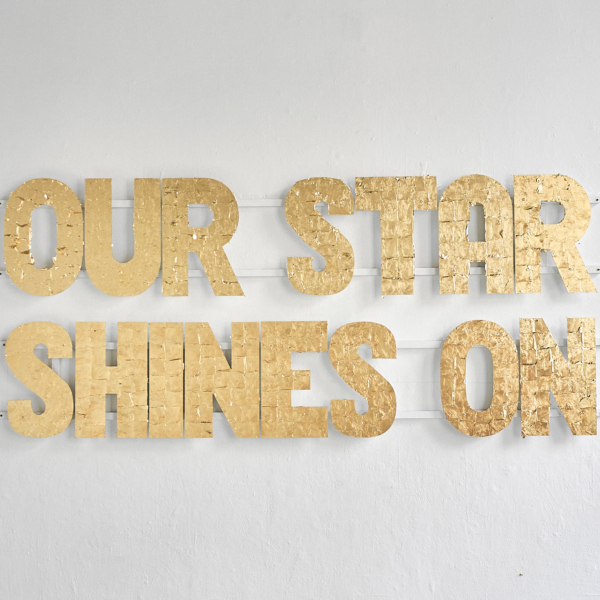 OUR STAR SHINES ON